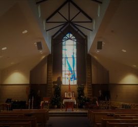 St. Mary Mother of God Church interior